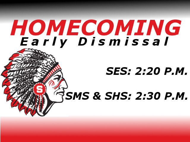 Homecoming Early Dismissal