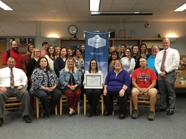 SHS Recognized for 100 years of Accreditation
