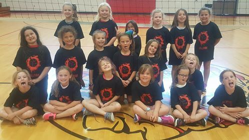Volleyball Camp