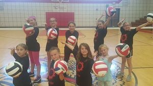 3rd, 4th and 5th Volleyball Camp