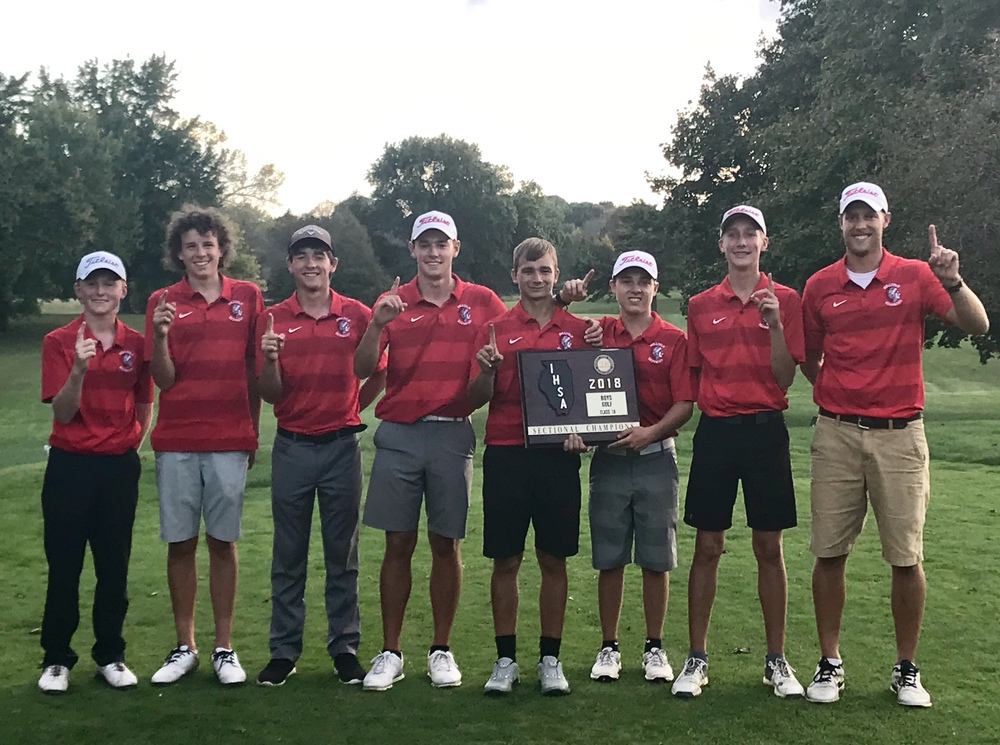 SHS Boys  Golf to State Play-Offs!