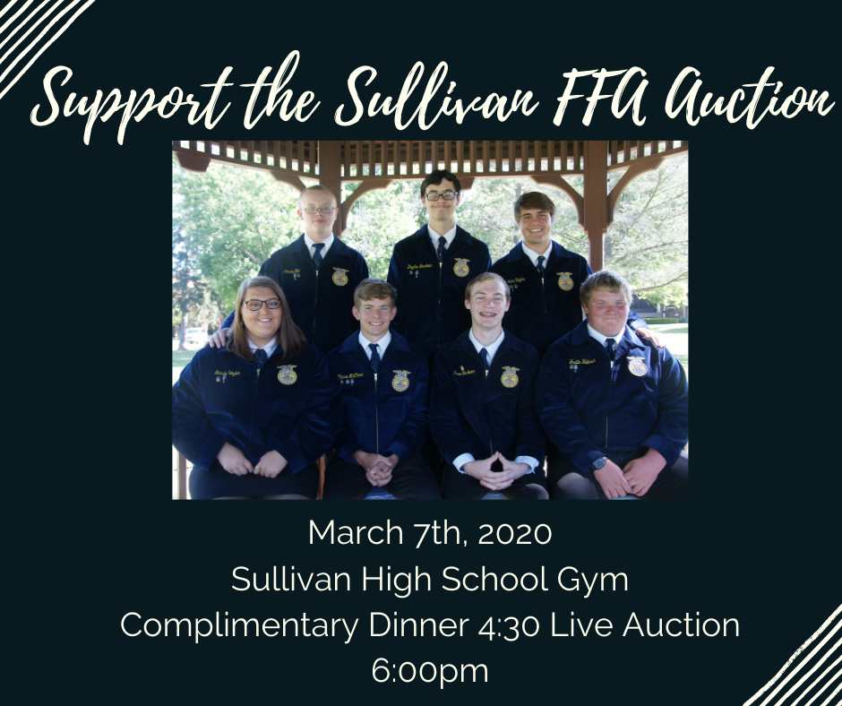 Sullivan FFA Alumni Auction