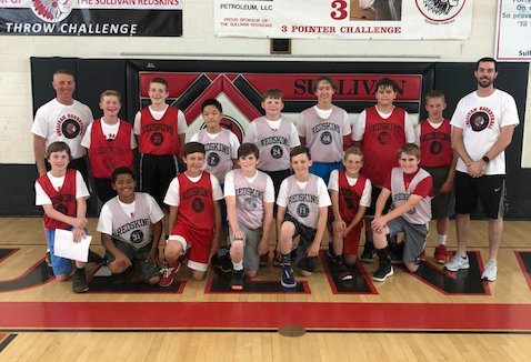 2019 Boys Basketball Camp
