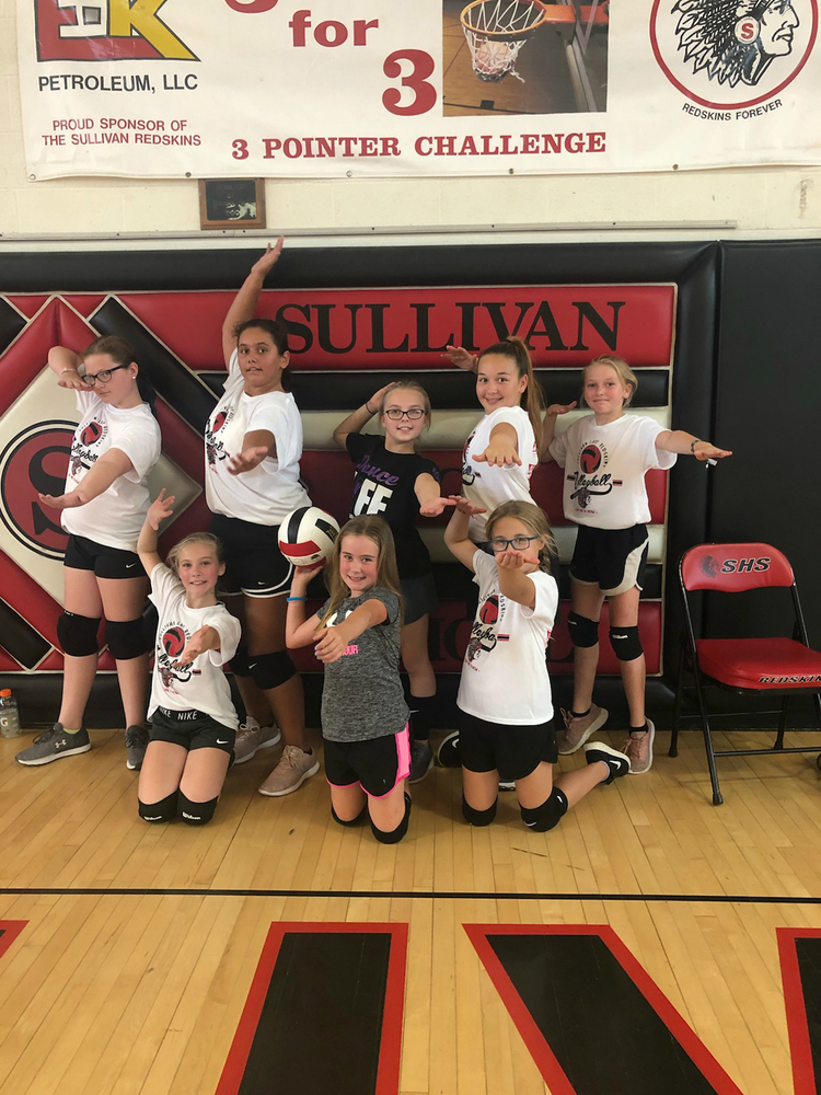 2019/2020 SMS Volleyball Camp - 5th and 6th Grade