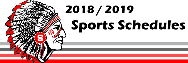 2018 Winter Sports Schedules