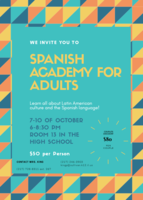 Spanish Academy for Adults