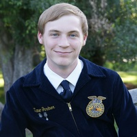 Gardner Elected to Serve as Section FFA President