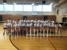 SHS Volleyball Camp