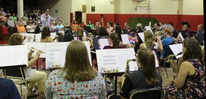 Join the Sullivan Summer Community Band 2019