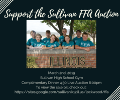 Sullivan FFA Auction