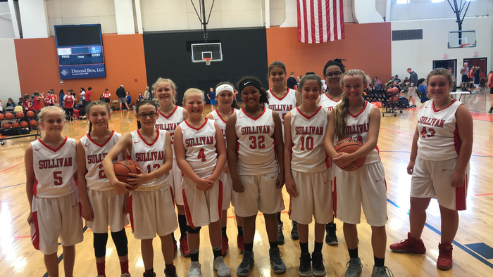 lady redskins shootout