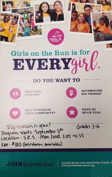 girls on the run poster