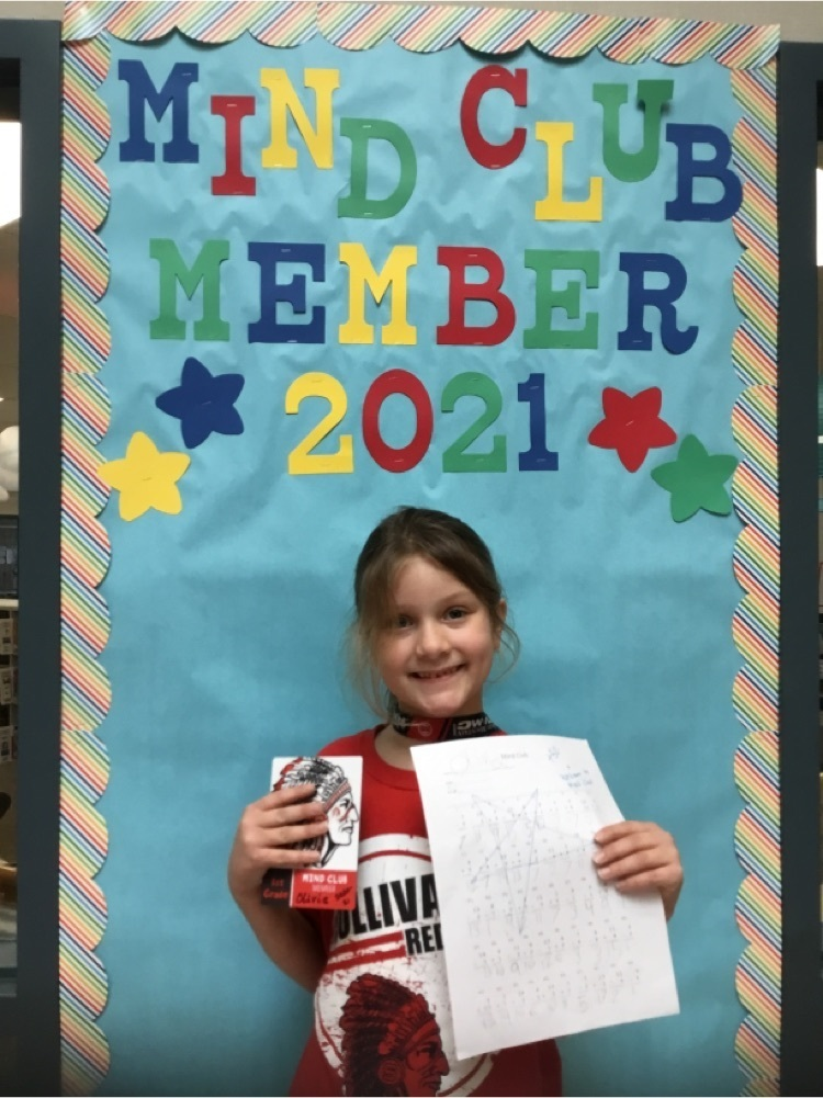 Way to go Olivia!