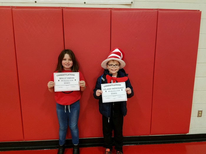 2nd grade mind club members