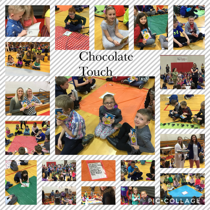 Chocolate Touch assembly