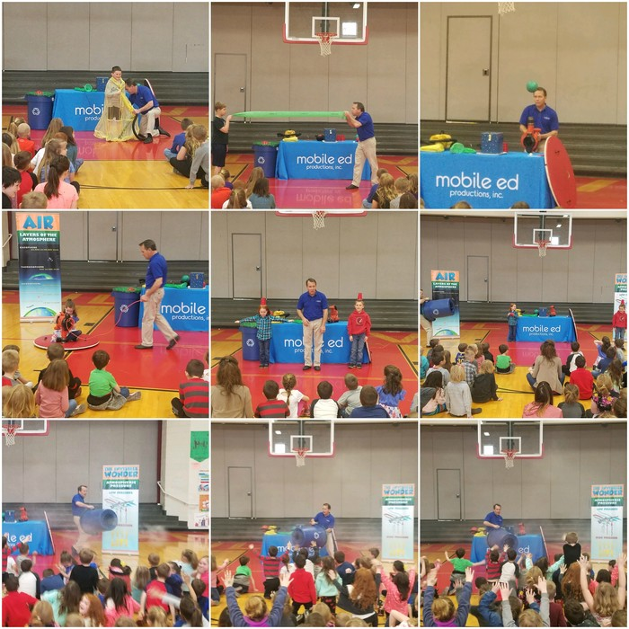 Science Day assembly
