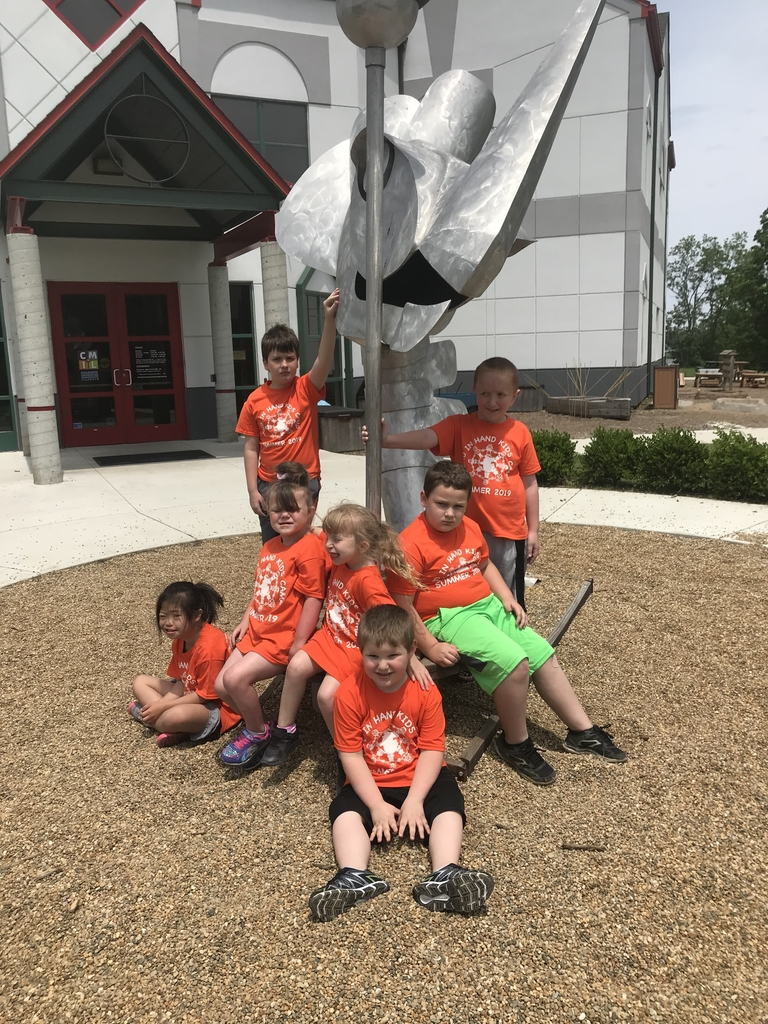 Hand in Hand Kids Camp 2019